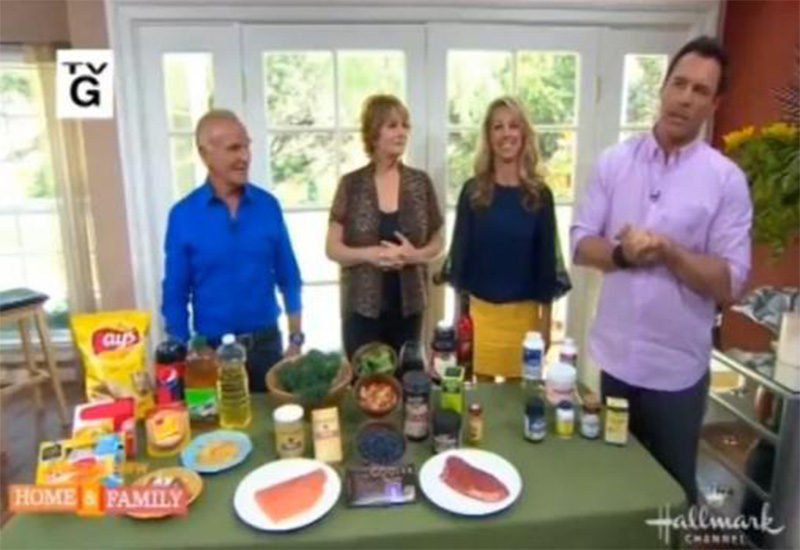 Home & Family viewers learn how ribose helps restore energy