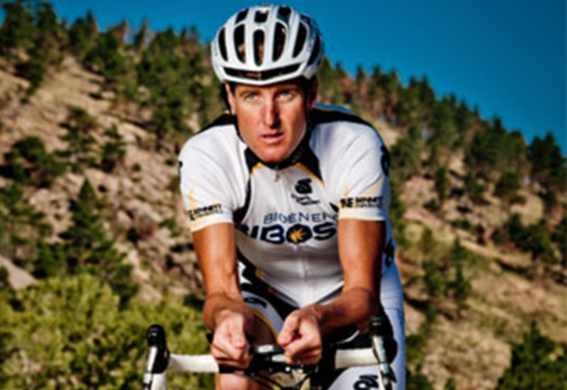 A passion for fitness: Team Ribose triathlete Greg Bennett reveals endurance tips for each decade of your life
